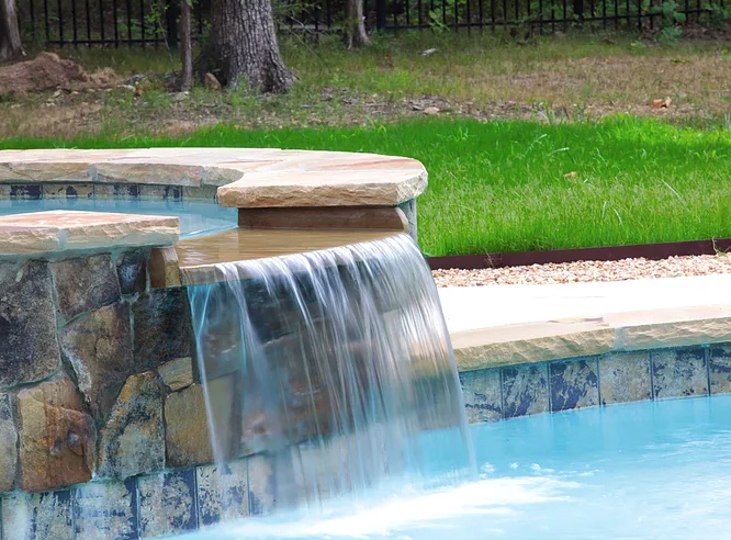 Custom Concrete Pool Construction in Charlotte by Carolina Pool Consultants 704-966-4444