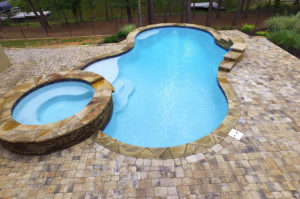 Inground Concrete Swimming Pool Builders in Troutman CPC Pools 704-966-4444