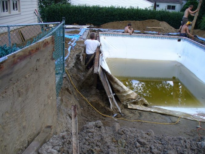 Call us today for the Concrete Inground Pool 704-799-5236